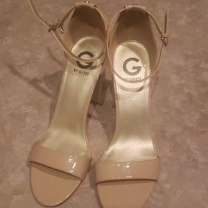 guess dress heels